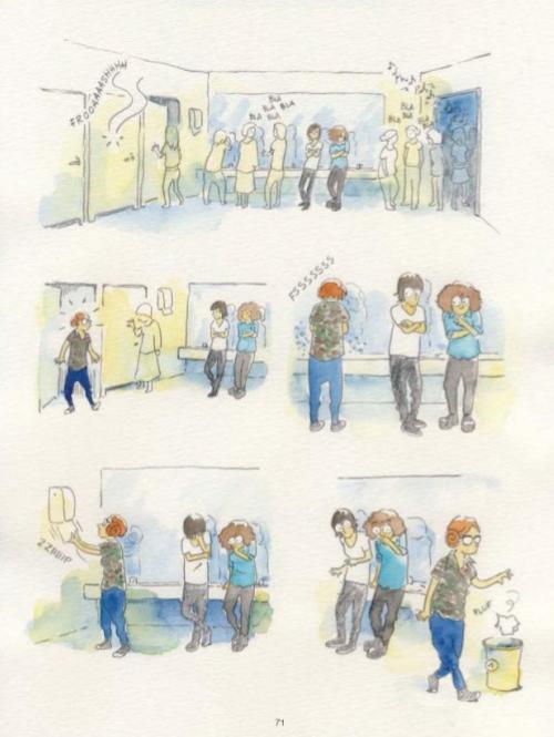 Ilustración de Susanna Martín y María Castrejón