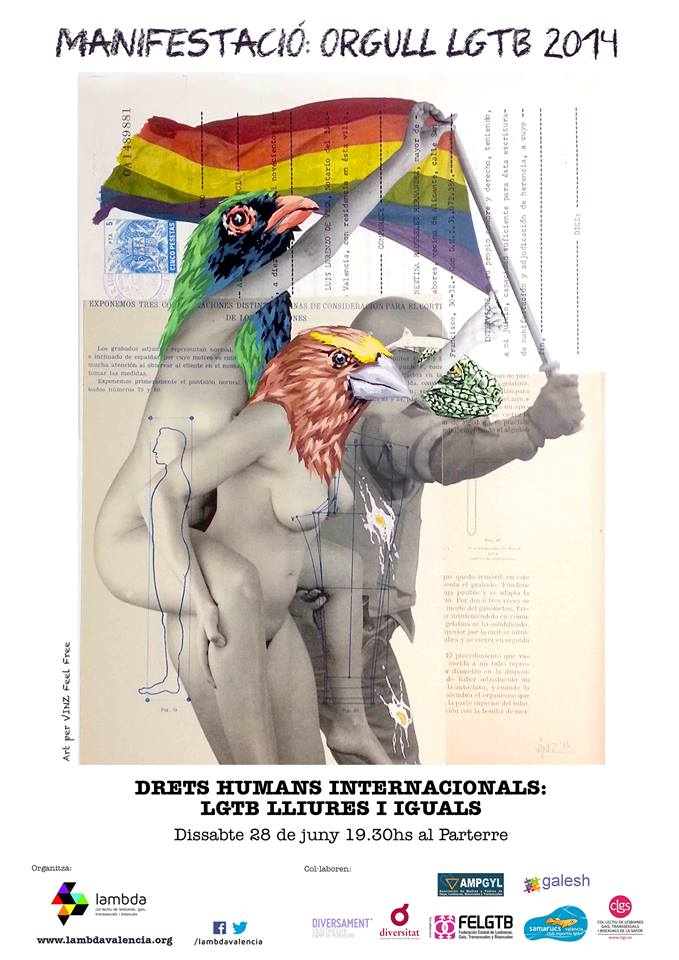 cartel Orgull LGTB 2014_Lambda