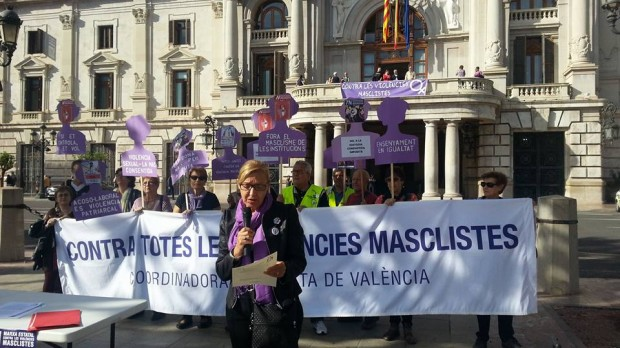Valencia contra Violencias Machistas