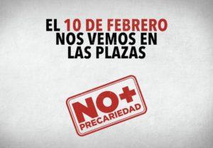 10F_No+Precariedad