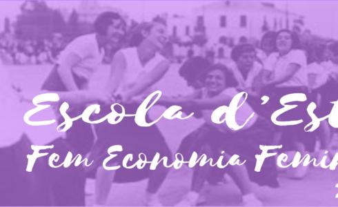 Escola d'Estiu Fem Economia Feminista