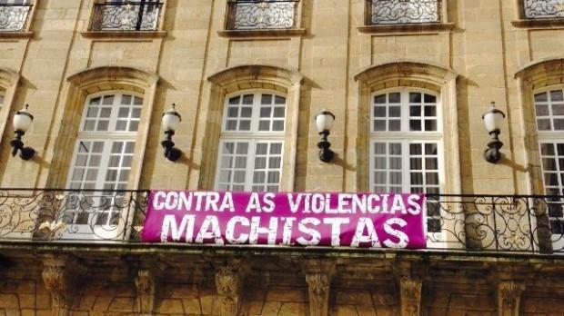 Santiago de Compostela contra Violencias Machistas