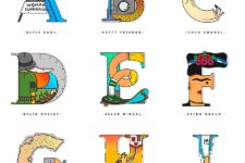 Un alfabeto que rinde homenaje a las mujeres fuertes de la historia-1